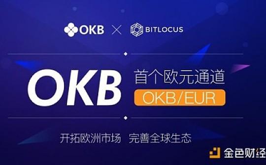 入金新通道  OKB上线欧元法币交易