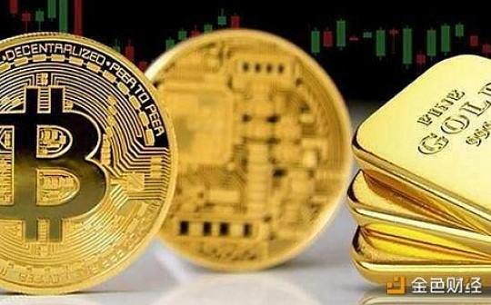 比特币与黄金之间的联系