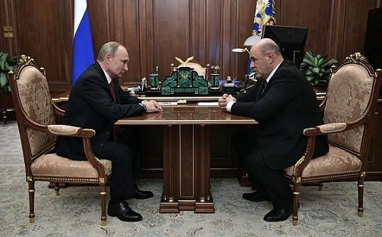 金色前哨丨俄罗斯新总理:必须对加密货币征税