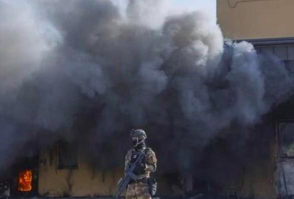美国驻伊拉克大使馆遭火箭弹袭击 BTC小幅上涨  后续怎么走?