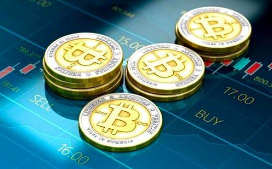 数字货币逆势齐涨 近一周涨幅达34%