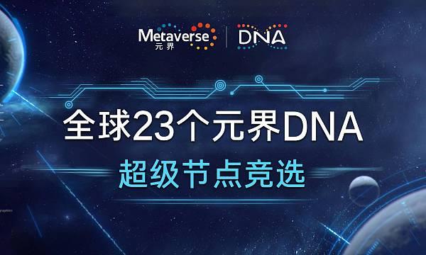 元界DNA上线ZB后的暴涨之旅 现在上车还来得及-宏链财经