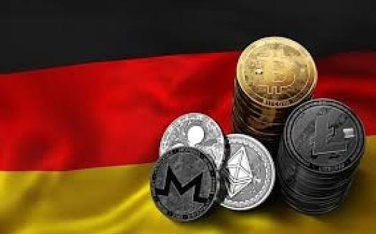 金色观察 | 大国雄起:德国欲打造加密货币之都
