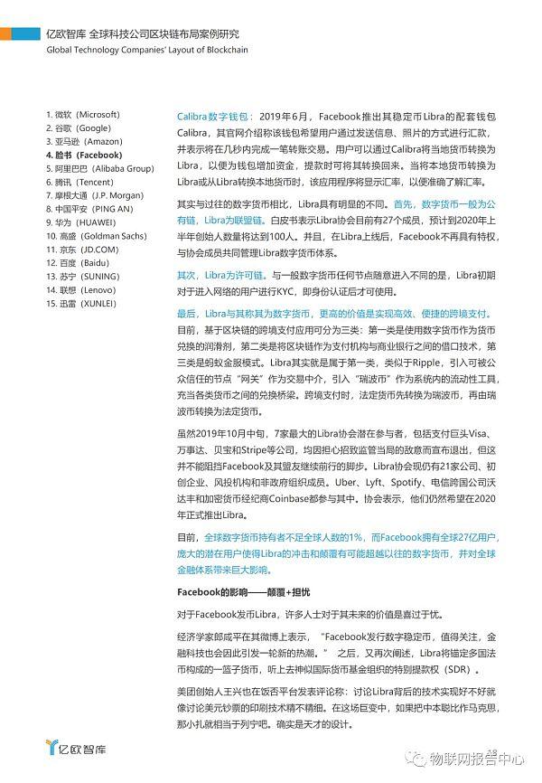 全球科技公司区块链布局案例研究报告插图14