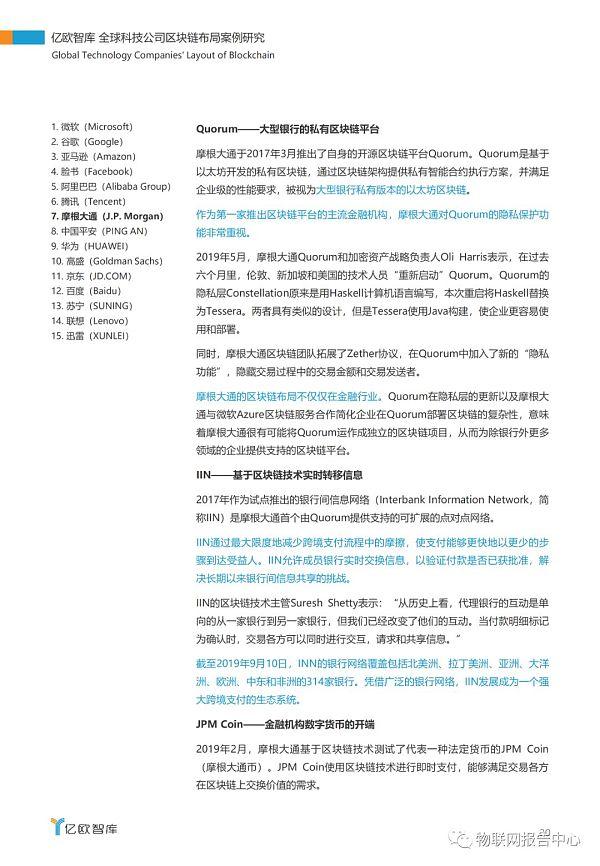 全球科技公司区块链布局案例研究报告插图26