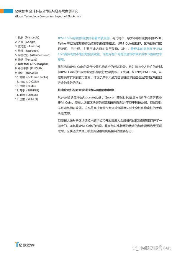 全球科技公司区块链布局案例研究报告插图28