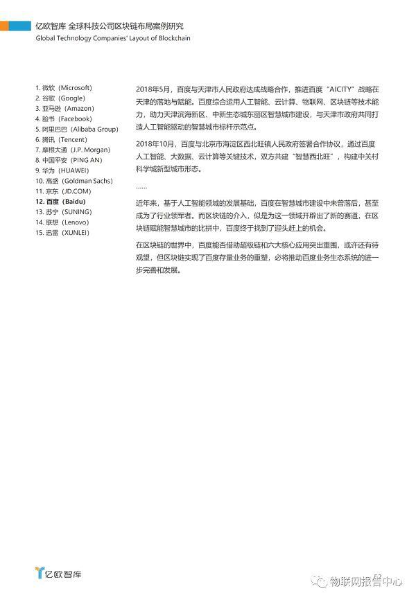 全球科技公司区块链布局案例研究报告插图48