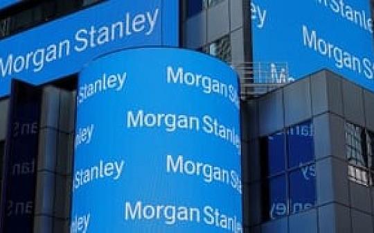 金色观察   130亿美元收购案 摩根斯坦利曲线进军加密货币?