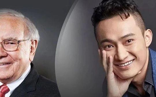 孙宇晨跟巴菲特吃完饭波场市值再滑落 知名度为何带不来正流量?