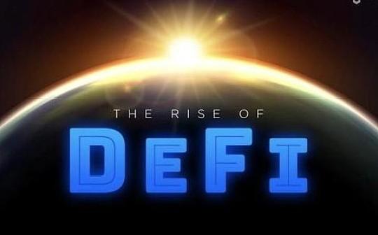 如果DeFi長期發展良好 以太坊的產業價值將達到1萬億美元