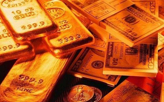 价格走势与黄金背道而驰:比特币还是避险资产吗?-宏链财经