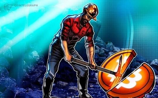 礦工是否準備好迎接比特幣減半了?