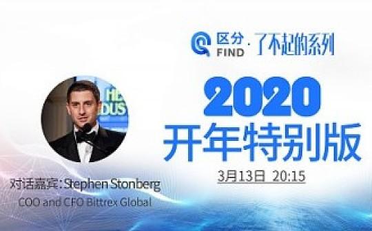 对话 Bittrex:2020 年加速全球扩张