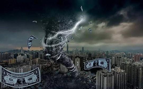 金色荐读 | 我们正站在全球金融危机的边缘