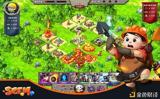 国产区块链游戏《第二宝石》即将登陆日本市场