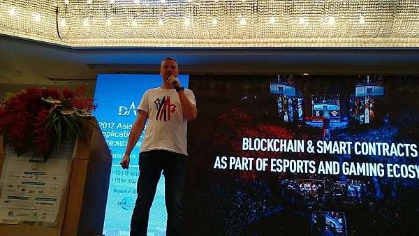 Dream Team联合创始人Alexander  Kokhanovskyy