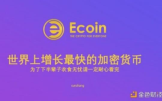 ECOIN币教程详细介绍