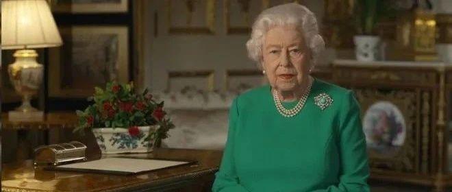 英国女王发表特殊讲话 美国确诊超33万