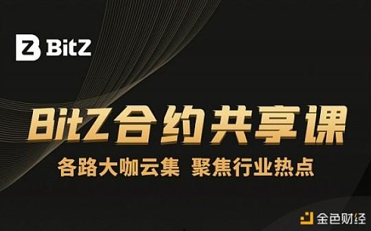 BitZ合约共享课第9期:如何用BitZ合约对冲投资组合风险