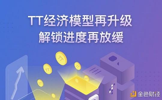 关于TT代币经济模型再升级的公告