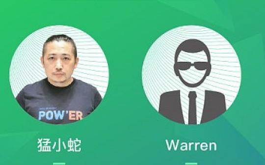 CITEX金融衍生品产品负责人Warren:区块链衍生品时代 杠杆ETF赚钱效应几何