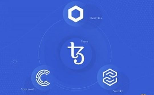 Tezos生态圈集成Chainlink去中心化预言机