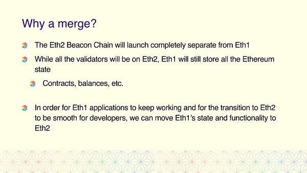 Tim Beiko:从 Eth1 到 Eth2 的大迁徙