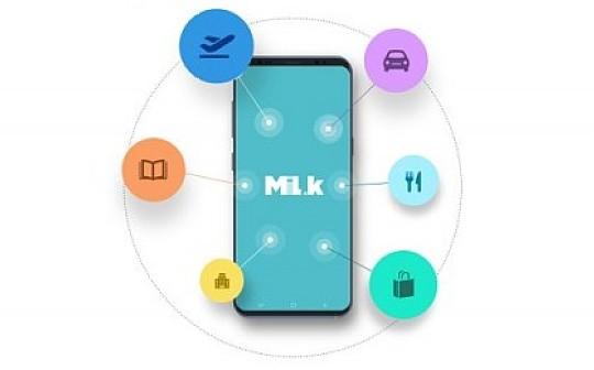 区块链积分奖励平台MiL.k正式与新世界免税店等合作伙伴开展积分联动