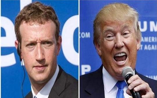 "Facebook""双标""对待特朗普踩线言论, Libra上线恐怕遥遥无期"