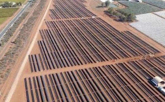 基于区块链的PPA架构的太阳能项目在澳大利亚投产-宏链财经