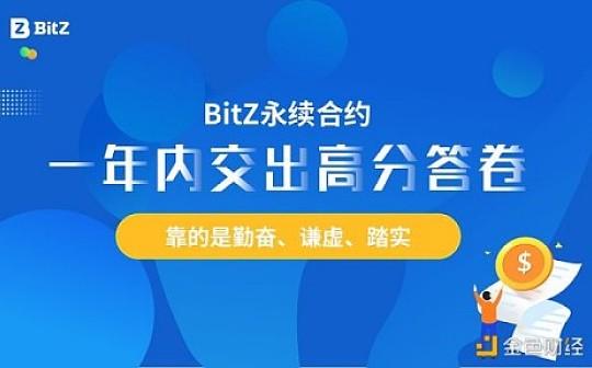 推出合约一周年 BitZ交出了怎样的成绩单