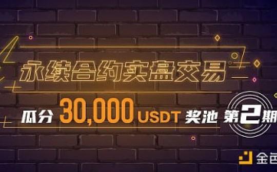 ZBG永续合约奖池瓜分赛(第二期)开赛 参与瓜分30,000USDT