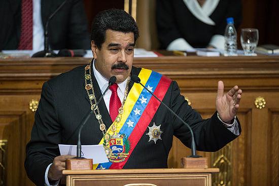 """委内瑞拉总统宣布推出新的加密货币 用""""石油加密货币""""打击""""美国金融封锁"""""""