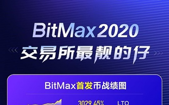 币圈赚不到钱怎么办?盘点BitMax首发项目隐藏的财富密码