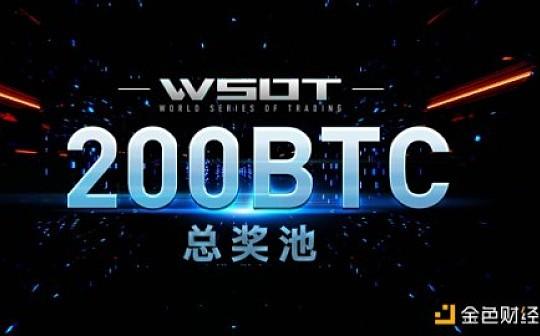交易者的盛筵 WSOT世界交易大赛现已启动