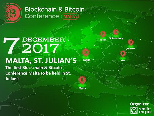 (马耳他即将举行首届区块链大会探讨区块链对国家战略的影响)