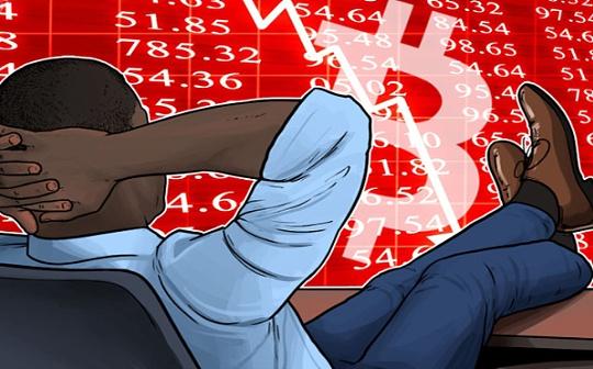 比特币价格停滞在12400美元  但专业交易员对此并不担心