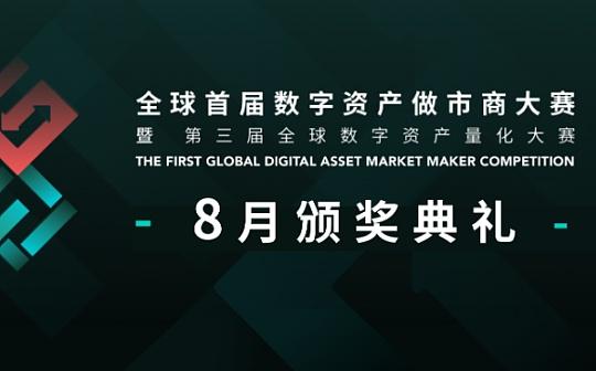 TI-Gate芝麻开门量化大赛八月颁奖揭晓 | TokenInsight