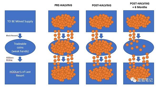 《【以太坊2.0】比特币的减半效应与ETH2.0的质押效应》