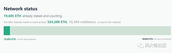 eth2.0开质押 某神秘富豪直接存进去7200个 关于2.0的机会和风险