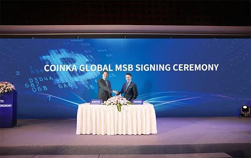 COINKA GLOBA全资收购币咖交易所 并取得美国MSB金融牌照