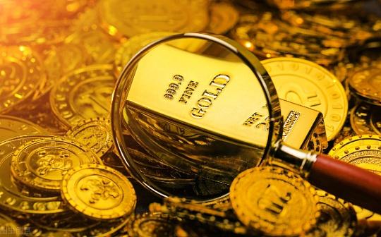 又遇黑色星期五、美债收益率隔夜跳水下、能否给予黄金带来支撑?