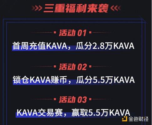 奖励26.5万USDT 火币上线KAVA并开启三重赚币活动