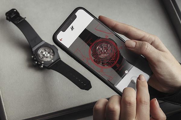 HUBLOT电子保修:腕表如何变成自...
