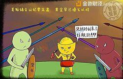 萧璟鑫:黄金回调后短线将震荡,静待会议纪要和非农