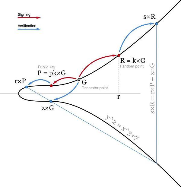 《【比特币算法】比特币算法进化为Schnorr签名算法是进步吗?》