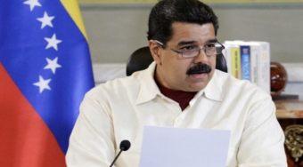 """马杜罗总统强势回应 宣布委内瑞拉将在六周内预挖国家数字货币""""石油币"""""""