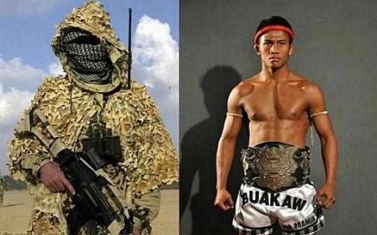 金势财神:从特种兵与职业拳手谁更强,聊黄金投资盘感重要性
