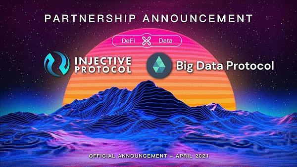 Injective 与 Big Data Protocol 达成合作推出创新的结构化数据产品