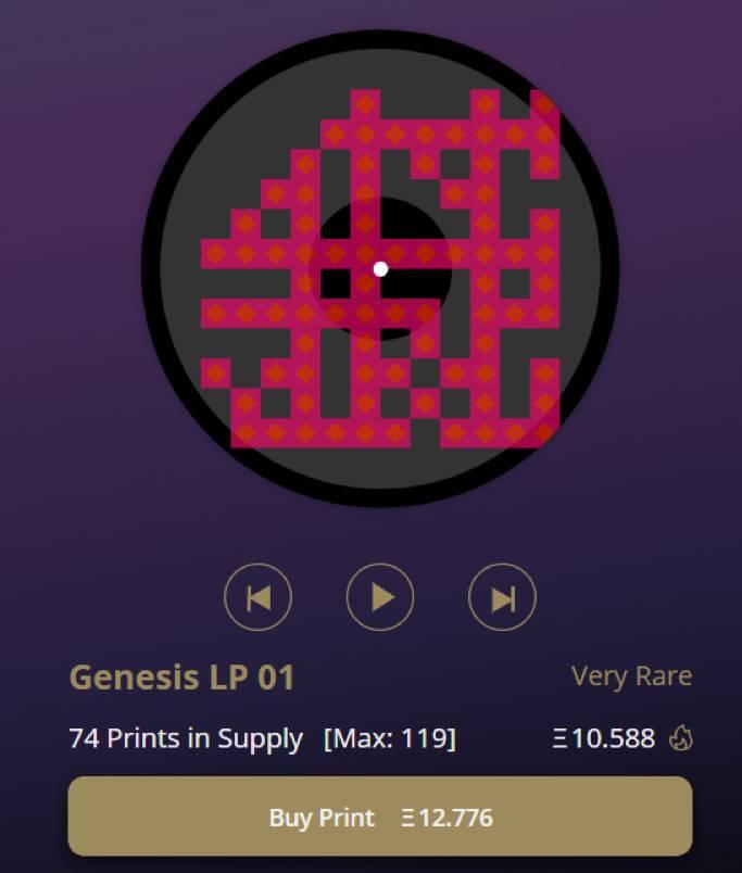算法与艺术的 NFT 实验:Eulerbeats 是新型音乐市场还是旁氏骗局?